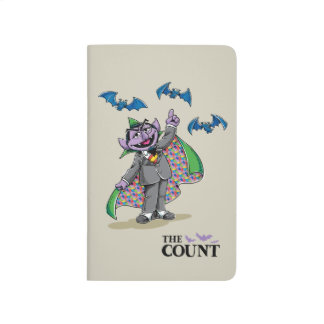 Vintage Count von Count Journals