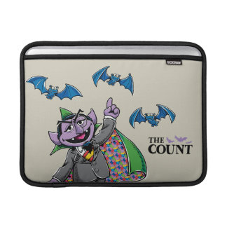 Vintage Count von Count MacBook Sleeve