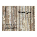vintage country wood grain construction business postcards