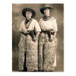 Vintage Cowboys 24 Post Cards