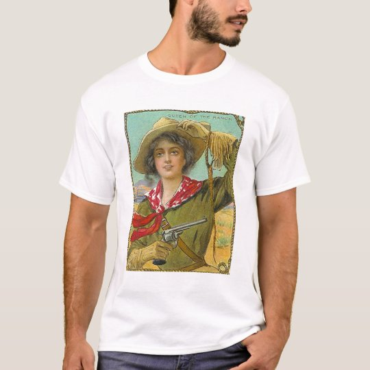Vintage Cowgirl T-Shirt