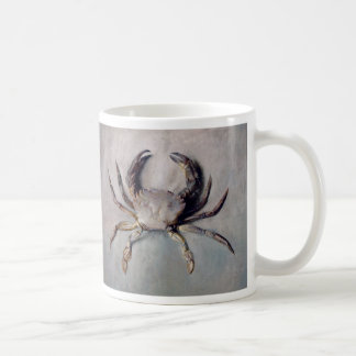 Vintage Crab Painting Coffee Mug