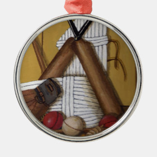 Vintage Cricket Christmas Ornament