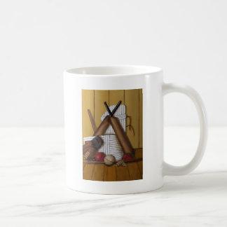 Vintage Cricket Coffee Mug