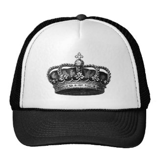 Vintage Crown 02 - Black Cap
