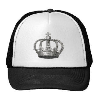 Vintage Crown Cap