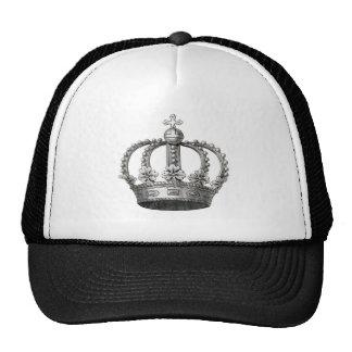 Vintage Crown Hat