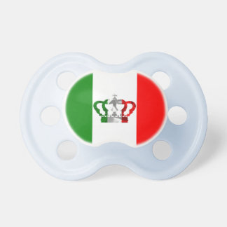 Vintage Crown Modern Italy Italian Flag Dummy