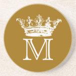 Vintage Crown Monogram