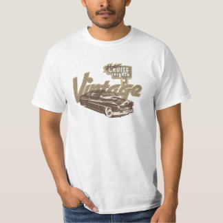 Vintage Cruise Night T-Shirt