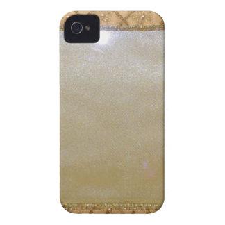 VINTAGE Crystal Frame iPhone 4 Cover