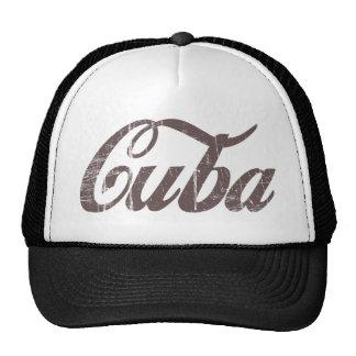 Vintage Cuba Cap