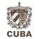 Vintage Cuba Post Card