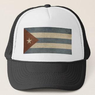 Vintage Cuba Trucker Hat