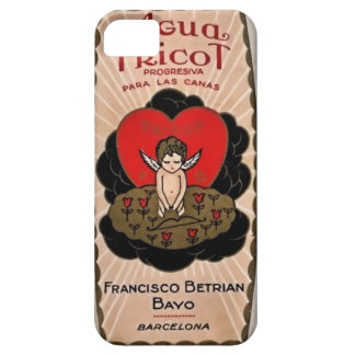 Vintage Cupid Label Case-Mate Case Case For The iPhone 5