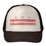 Vintage D.C. Flag Trucker Hat