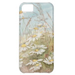 Vintage Daisies In A Field Easter Card iPhone 5C Cases