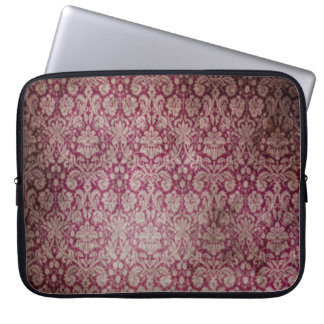Vintage Damask Laptop Sleeve