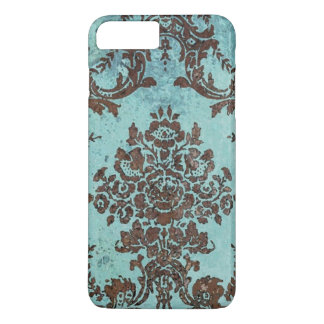 Vintage Damask Pattern iPhone 8 Plus/7 Plus Case