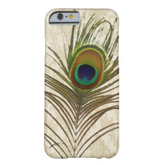 vintage damask Peacock Feathers iPhone 6 case