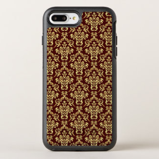 Vintage Damask, vibrance OtterBox Symmetry iPhone 8 Plus/7 Plus Case
