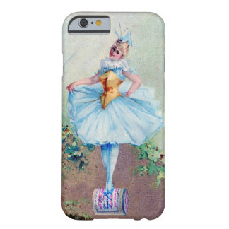 Vintage Dancing Fairy Barely There iPhone 6 Case