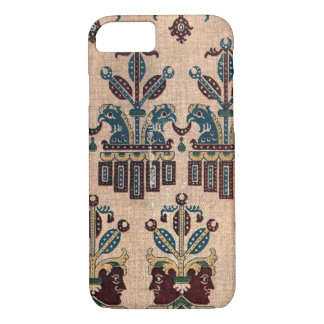 Vintage Decorative Batik Nature Pattern iPhone 7 Case