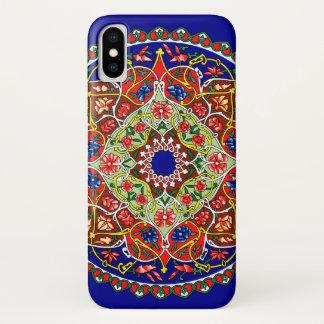 Vintage Decorative Design iPhone X Case