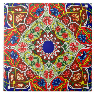 Vintage Decorative Design Tile