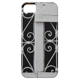 vintage decorative metal pattern iPhone 5 cover