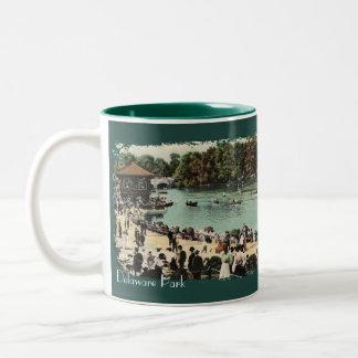 Vintage Delaware Park Coffee Mug