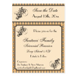 Vintage Design Reunion, Event, Party Save the Date