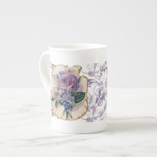 Vintage Design Tea Mug