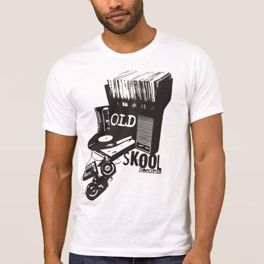 Vintage Destroyed Old Skool T-Shirt