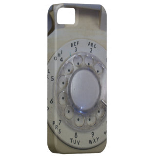 Vintage Dial Phone iPhone 5/5S Case