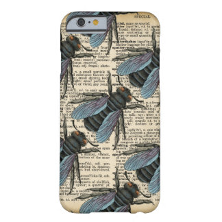 Vintage Dictionary Bug Phone Barely There iPhone 6 Case