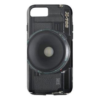 Vintage digital Japanese M camera iphone case