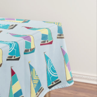 VIntage Dinghies Tablecloth