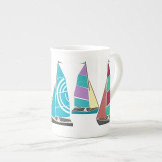 Vintage Dinghies Tea Cup