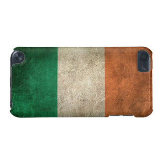 Vintage Distressed Flag of Ireland iPod Touch (5th Generation) Case