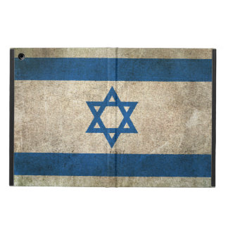 Vintage Distressed Flag of Israel Case For iPad Air