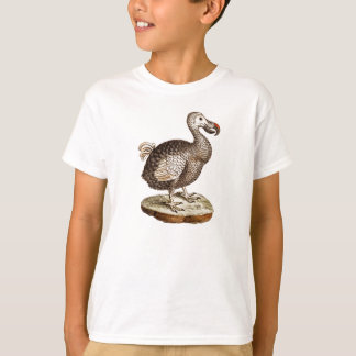 Vintage Dodo Bird Retro Dodos Birds 1700s T-Shirt