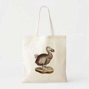 4e7695fcac Vintage Dodo Bird Retro Dodos Birds 1700s Tote Bag