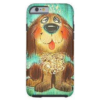 Vintage doggie iPhone 6 case