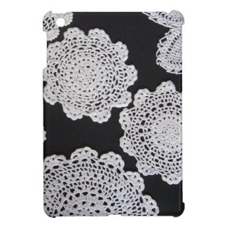 Vintage Doily Case For The iPad Mini