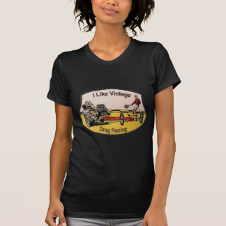Vintage Drag Racing T-Shirt