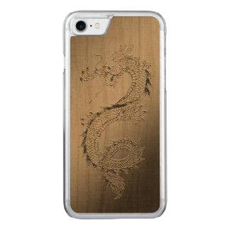 Vintage Dragon Carved iPhone 8/7 Case