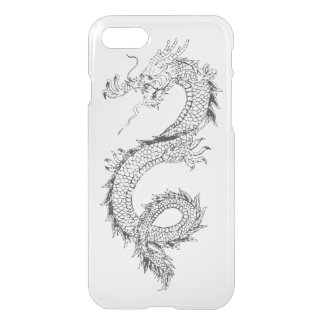 Vintage Dragon iPhone 7 Case