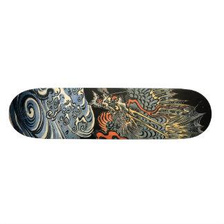 Vintage Dragon Skateboard