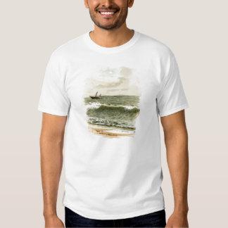 Vintage Drawing: Ocean View Tshirt